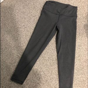 aerie Pants - Aerie grey leggings